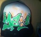 my cap