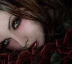 Plongé dans les Roses