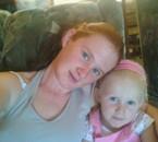 moi et ma fille ki s'appelle celine