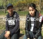 Tunisiano(Bachir) et Kayline(Linda)