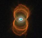 nébuleuse du sablier (hourglass nebula)