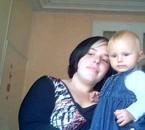 ma fille et maman