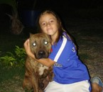 mon chien passy et moi