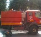 CCF ( Camion Citerne de Feu)