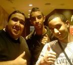 Wahid ( Djamel comedy club ) , Nasko et Soso .