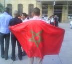 N'est Pa La Haine La Force est Marrocaine