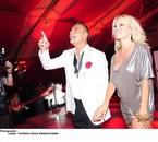 Christian Audigier & Pamela Anderson