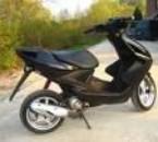 scooter de mon frere