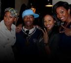 Babela, Teeyah, Fanny J & Me