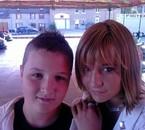 Moi et cousin