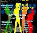 DISCOTHEQUE EN MER  AVEC DJ DAVID KILLA ET L'EQUIPE ONE LOVE