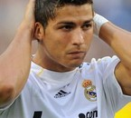ronaldo en mode real madrid