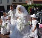 ma fille le jour de son mariage