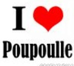 I love Poupoulle
