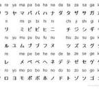 kanji (katakana )