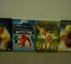 mes 4 FILM BIONICLE