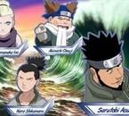 Team 10 de Asuma Sarutobi