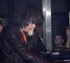 Jean Michel DJ d'un soir au Queen sur les Champs-Elysées