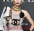 Couverture Vogue Français Special Chanel
