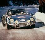 Voiture de mes rêves Alpine A110 1600