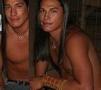 Michael et Eddie