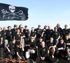 L'équipe de Sea Shepherd