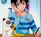 Ryoma et Karupin