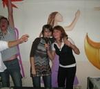 Ma grande soeur et moi kii chantons