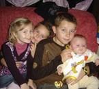mes niéces et mes neveux