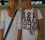me and akram