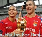 Karim et Hatem vainqueurs de la peace-cup