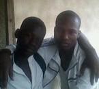 zlatan et shanne deux amis qui vivent en côe d'ivoire.