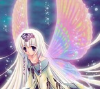 Un papillon-fille .......Bizzare