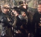 """tournage du clip """"GUERRE"""" ( RIM-C )"""