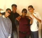 blr crew (dany, matt, tsylia, dym)