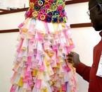 Ma robe de mariage! =D
