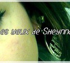 Mes yeux : )