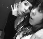 C gueuLe o_O , Sophia & Moi