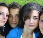 Marjo, Boulet, Jess & Moii