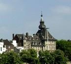 La ville de Visé (Province de Liège)