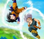 Sangoten et Trunks