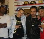Brasco, moi, Jérémy et El Matador