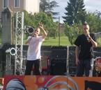 A.F. & 740 sur scène le 20 juin 2009