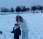 moi et ma petite damour
