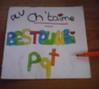 Pix: dedicasse a mon bestouneii♥