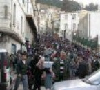 Alger, Belcourt la rue parlaquelle j'allais chez nous.