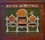 Alger, La boite aux lettres de la Grande Poste