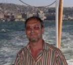 Izmir, dans le bateau de Baie
