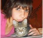 con mi gata