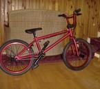New bike de Gaby...